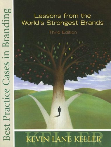 Best Practice Cases in Branding Lessons from the World's Strongest Brands 3rd 2008 edition cover