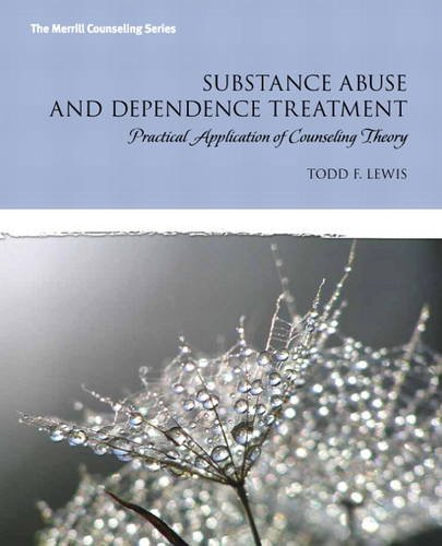 Substance Abuse and Addiction Treatment Practical Application of Counseling Theory  2014 edition cover