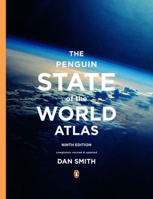 Penguin State of the World Atlas Ninth Edition 9th 2012 (Revised) edition cover