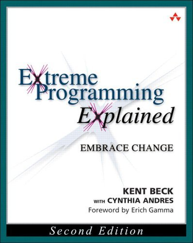 Extreme Programming Explained Embrace Change 2nd 2005 (Revised) edition cover