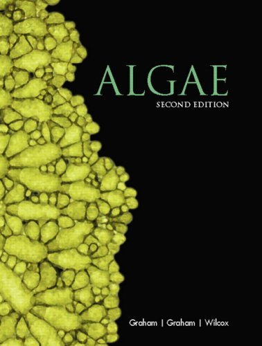 Algae  2nd 2009 edition cover