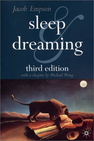 Sleep and Dreaming  3rd 2002 (Revised) edition cover