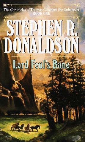 Lord Foul's Bane  N/A 9780345348654 Front Cover