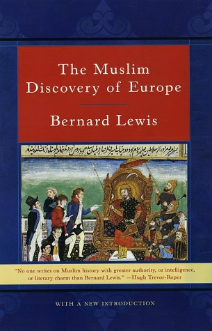 Muslim Discovery of Europe   2001 edition cover