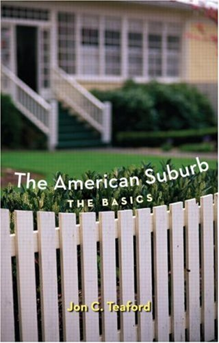 American Suburb The Basics  2008 edition cover