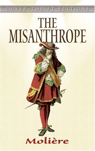 Misanthrope   1992 (Reprint) edition cover
