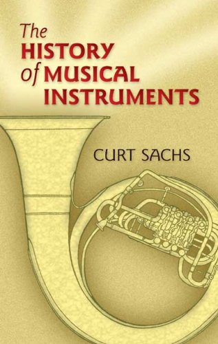 History of Musical Instruments   2006 edition cover