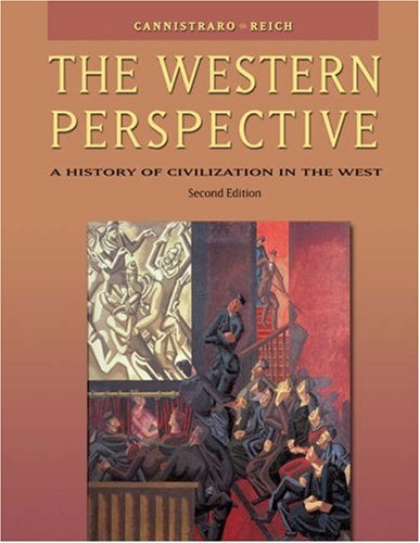 Western Perspective A History of Civilization in the West 2nd 2004 (Revised) 9780534610654 Front Cover