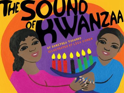 Sound of Kwanzaa   2008 9780545018654 Front Cover