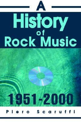 History of Rock Music 1951-2000  2003 edition cover