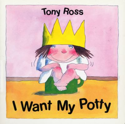 I Want My Potty N/A 9780862649654 Front Cover