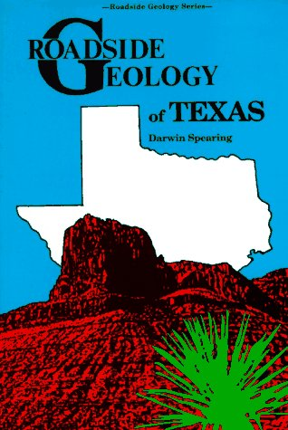 Roadside Geology of Texas Revised edition cover