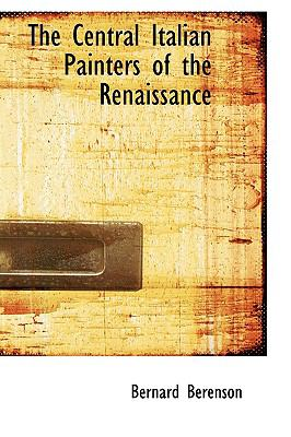 The Central Italian Painters of the Renaissance:   2009 edition cover