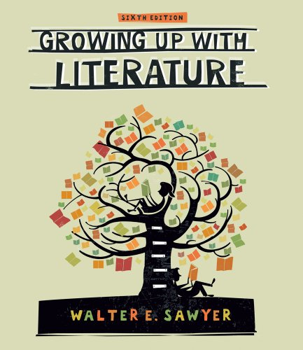 Growing up with Literature  6th 2012 edition cover