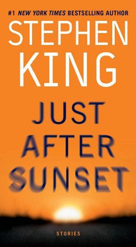 Just after Sunset  N/A edition cover