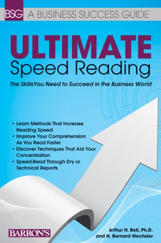 Ultimate Speed Reading  2nd 2013 (Revised) edition cover