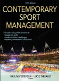 Contemporary Sport Management-5th Edition with Web Study Guide  5th 2014 9781450469654 Front Cover
