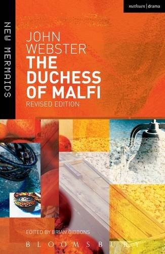 Duchess of Malfi  5th 2014 edition cover