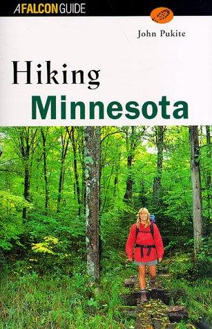 Hiking Minnesota  N/A edition cover