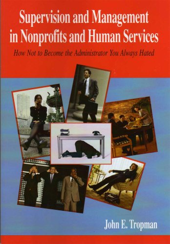 SUPERVISION+MGMT.IN NONPROFITS N/A edition cover