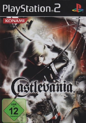 Castlevania - Lament of Innocence PlayStation2 artwork