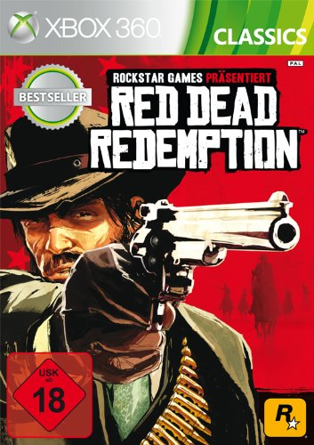 Red Dead Redemption Classic Xbox 360 artwork