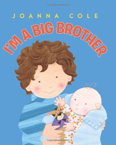 I'm a Big Brother   2010 9780061900655 Front Cover