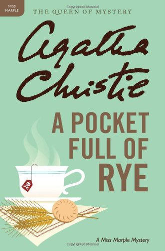 Pocket Full of Rye  N/A edition cover