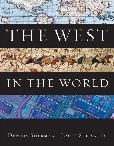 West in the World  4th 2011 9780073385655 Front Cover