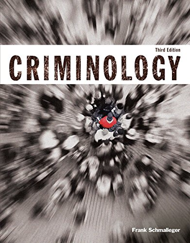 Criminology + Mycjlab With Pearson Etext:   2015 edition cover