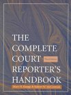 Complete Court Report Handbook  3rd 1999 9780135713655 Front Cover