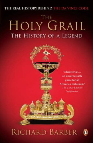 The Holy Grail N/A edition cover