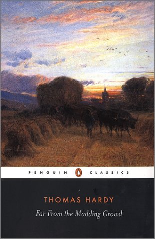 Far from the Madding Crowd   2003 (Revised) 9780141439655 Front Cover
