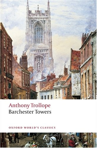 Barchester Towers   2008 9780199537655 Front Cover
