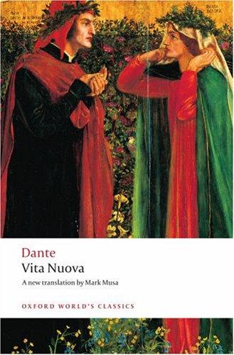 Vita Nuova   2008 edition cover