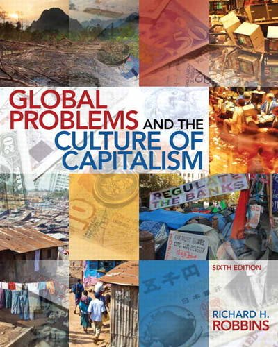 Global Problems and the Culture of Capitalism  6th 2014 edition cover