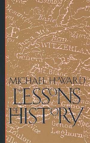 Lessons of History  Reprint  9780300056655 Front Cover