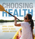 Choosing Health  2nd 2015 edition cover