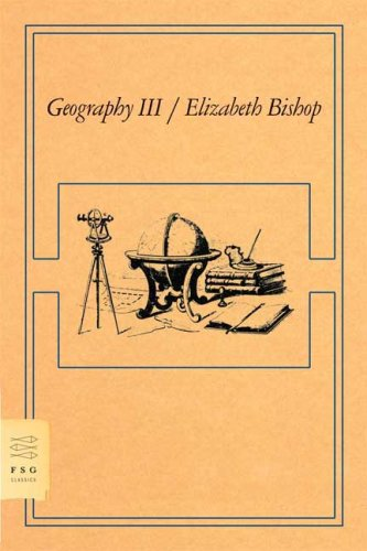 Geography III Poems N/A edition cover