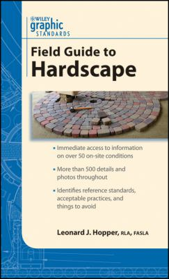 Graphic Standards Field Guide to Hardscape   2010 edition cover