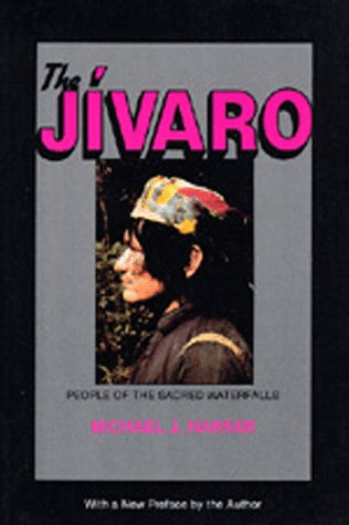 Jivaro People of the Sacred Waterfalls  1984 edition cover