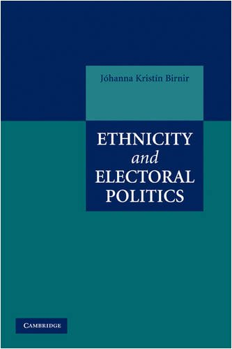 Ethnicity and Electoral Politics   2009 9780521743655 Front Cover