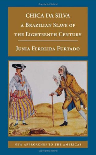 Chica Da Silva A Brazilian Slave of the Eighteenth Century  2008 9780521884655 Front Cover