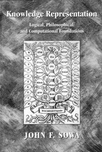 Knowledge Representation Logical, Philosophical, and Computational Foundations  2000 9780534949655 Front Cover