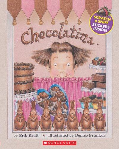 Chocolatina   2008 edition cover
