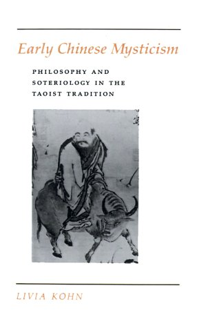 Early Chinese Mysticism Philosophy and Soteriology in the Taoist Tradition  1992 edition cover