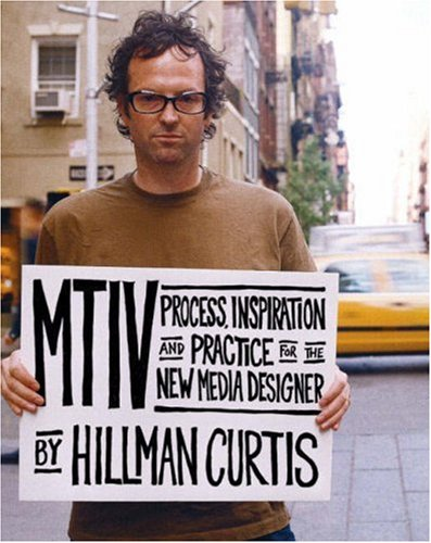 MTIV Process, Inspiration and Practice for the New Media Designer  2002 edition cover