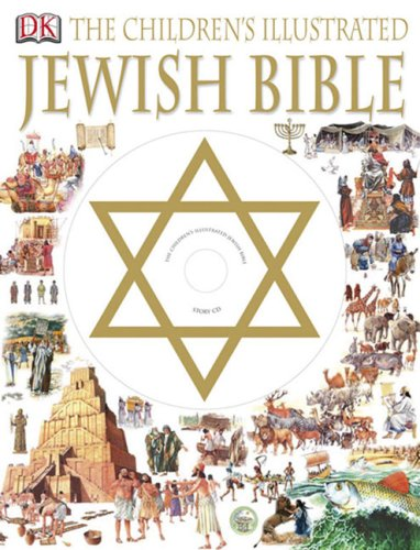 Children's Illustrated Jewish Bible   2007 9780756626655 Front Cover