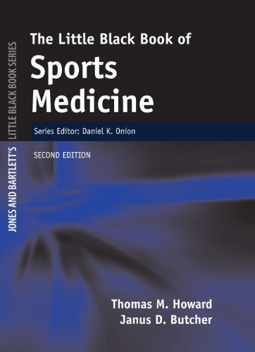 Little Black Book of Sports Medicine  2nd 2006 (Revised) edition cover