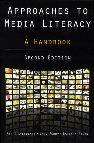 Approaches to Media Literacy A Handbook 2nd 2010 (Revised) edition cover
